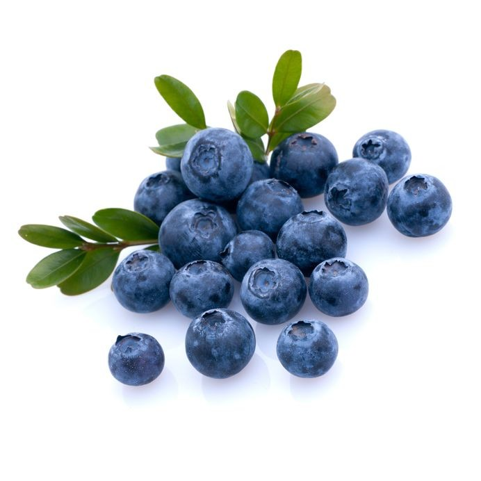 blueberry, fruit