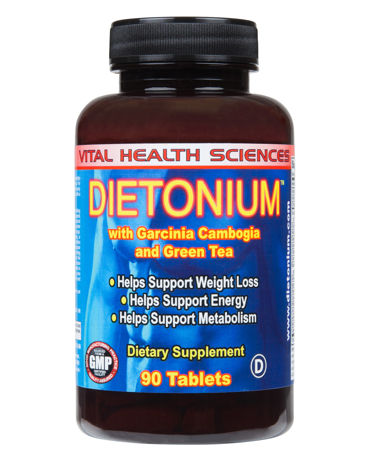 dietonium, diet, supplement, weight loss, garcinia cambogia, green tea, energy