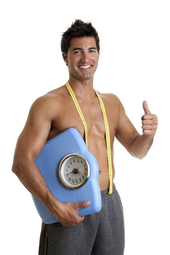 dietonium, male, man, weight loss, diet, nutrition, scale, tape measure